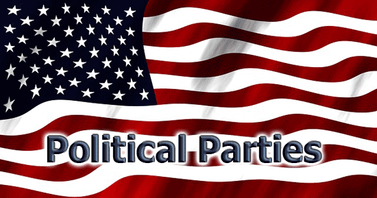 compartison of united states political parties democratic party and the republican party We examine how clearly citizens in norway and the united states perceive the   how clearly do individuals perceive the issue positions of political parties  and  the republican party on defence spending and the democratic party on aid to.