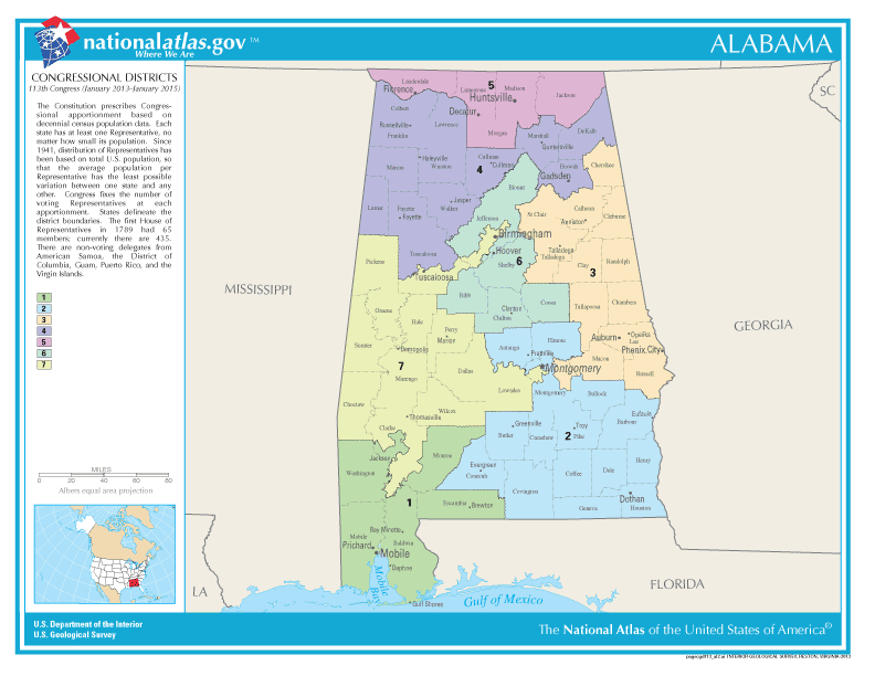2016 Alabama Elections, Candidates, Races and Voting