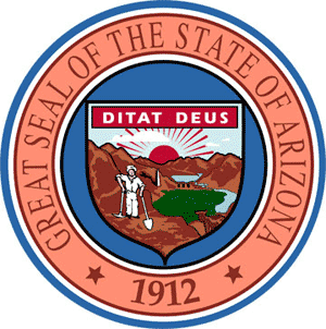 arizona sate seal