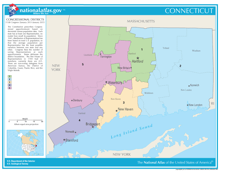 2016 Connecticut Elections Candidates Races And Voting