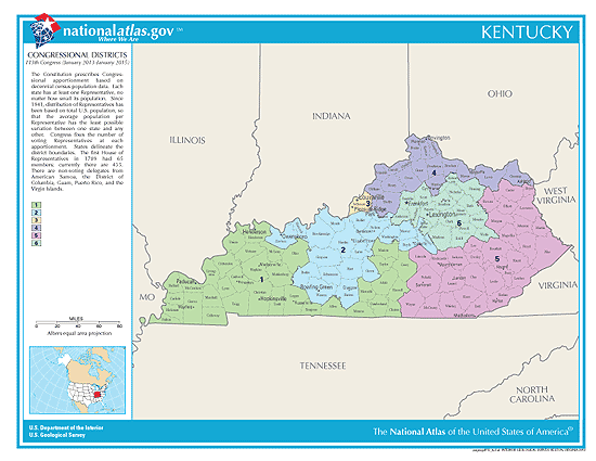 Directory Of Kentucky City Town County Government