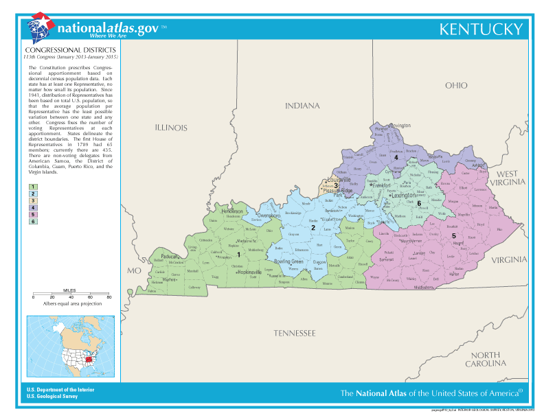 2016 Kentucky Elections Candidates Races And Voting