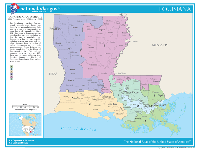 2016 Louisiana Elections Candidates Races And Voting
