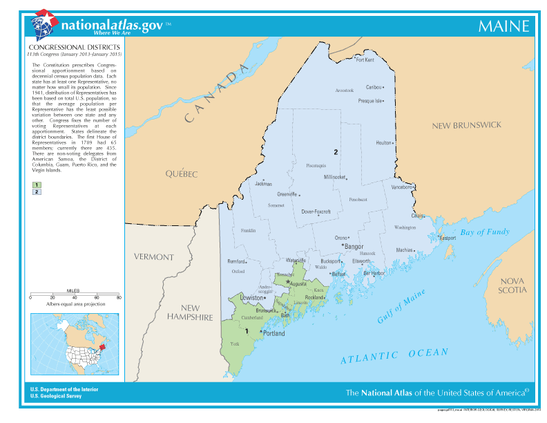 2016 Maine Elections Candidates Races And Voting