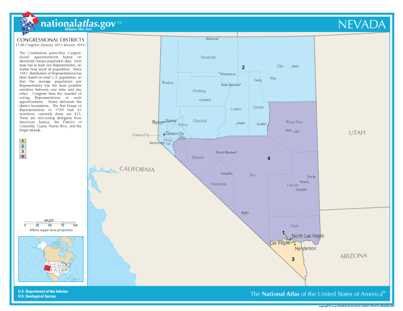 2016 Nevada Elections, Candidates, Races and Voting