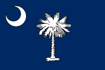 south carolina sate flag